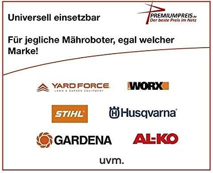 Worx /Ø 2,7 mm C/âble Husqvarna | Fil etc Premiumpreis/® C/âble de d/élimitation universel pour tondeuse robot tondeuse /à gazon Automower comme Gardena