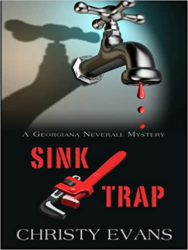 Sink Trap (Wheeler Large Print Cozy Mystery)