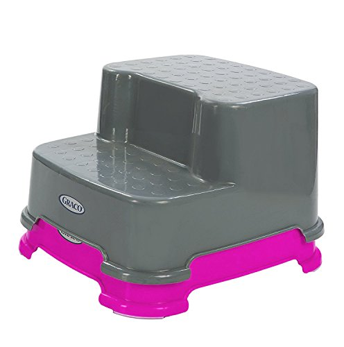 Prime Graco Transitions Step Stool Pink Gmtry Best Dining Table And Chair Ideas Images Gmtryco