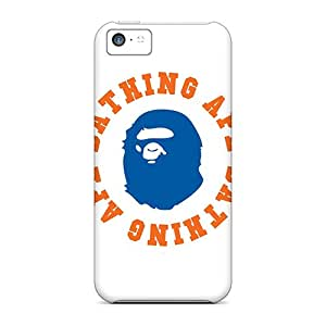 Fashion Tpu Case For Iphone 5c- Bape Defender Case Cover