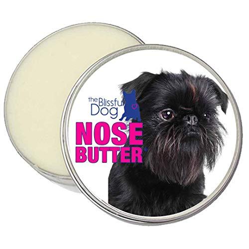 (The Blissful Dog Affenpinscher Unscented Nose Butter - Dog Nose Butter, 1 Ounce)