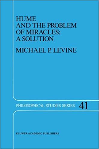 Descargar Torrent El Autor Hume And The Problem Of Miracles: A Solution: Volume 41 Novedades PDF Gratis
