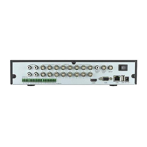 (16CH 960H (WD1) Realtime@15fps H.264 Pentaplex Network DVR (ALD-LTD2316SE-C-EBAY))