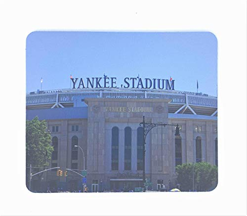 Yankee Stadium New York Yankees Neoprene Mouse Pad