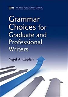 Amazon english in todays research world a writing guide grammar choices for graduate and professional writers michigan series in english for academic professional fandeluxe Gallery