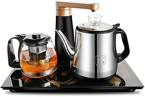 コーヒー&ティー用品 電気やかんの茶セットをポンプでくむ自動ステンレス鋼の世帯