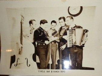(Circle Bar Ranch Boys Of Station WLBR, Lebanon, Pa.)