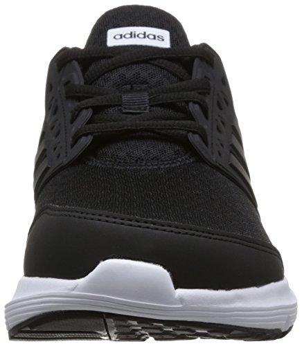 Adidas Mens Galaxy 3 M, Cblack / Cblack / Footwear White, 9 M Us
