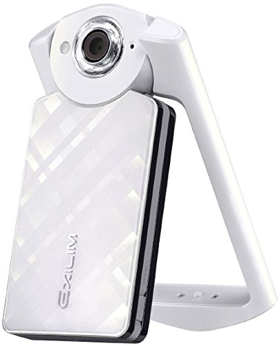 Casio EXILIM High Speed EX-TR50 EX-TR50WE (White) LIFE STYLE Brilliant Beauty / Self-Portrait Beauty / Selfish Digital Camera with 11.1 MP with 3.0-Inch Super Clear LCD - International Version (No Warranty) (Casio Camera Tr100)