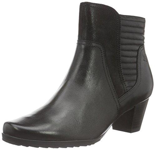 25337 Comb Black Boots Caprice Women's 019 Ankle Black 5qwTCq6xpn