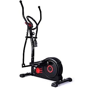Bicicleta Elíptica Fitness Entrenador de máquina elíptica con ...
