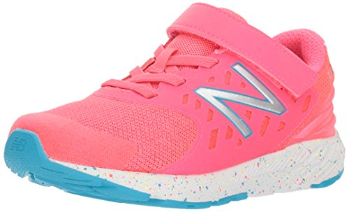 New Balance Kids Urge V2 FuelCore Hook and Loop Running Shoe
