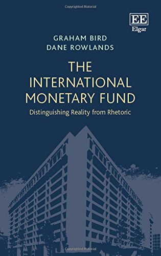 The International Monetary Fund: Distinguishing Reality from Rhetoric