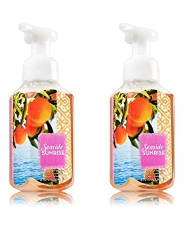 Bath & Body Works Gentle Foaming Hand Soap in Seaside Sunris