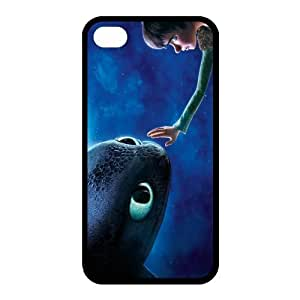Customize How To Train Your Dragon Back Case for iphone 4,4S JN4S-1078