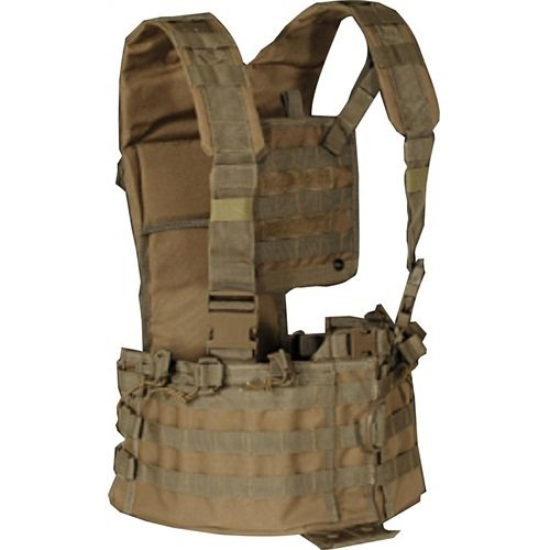 VooDoo Tactical Chest Rig, (Best Chest Rig With Hydrations)