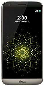 LG G5 RS988 Factory Unlocked Phone, 32GB Titan (US Warranty)