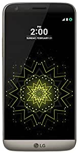 LG G5 RS988 Unlocked Phone, 32 GB Titan, US Warranty