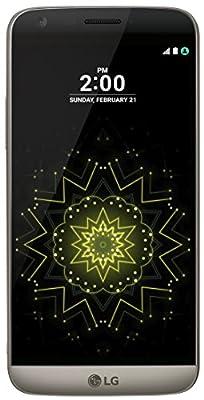 LG G5 Unlocked Phone, 32 GB Titan (US Warranty)