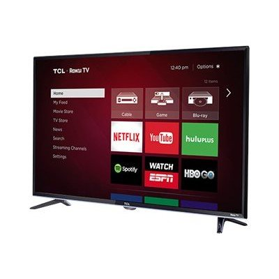 TCL CORPORATION 40FS3800 - TCL 40FS3800 40 1080p LED-LCD TV