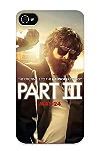 (BAJfPRd3535FKDlT)durable Protection Case Cover For Iphone 4/4s(the Hangover Part 3 Movie ) by icecream design
