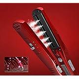 Steam Hair Straightener Straightening Irons Straight Hair Brush Steam Flat Iron Electric Ceramic Hair Straightener Tools