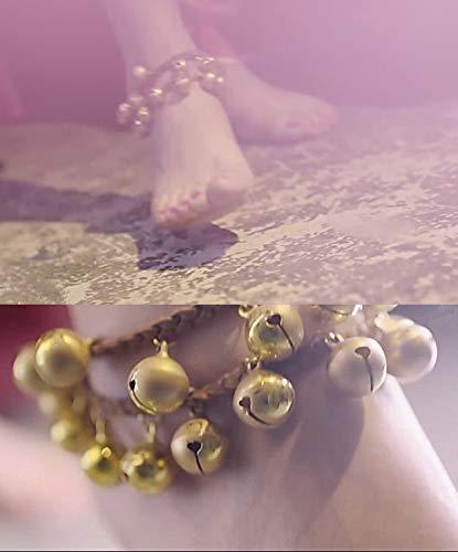 Childrens Material Women Girls Student Ankle Silver Jewelry Supplies Crisp Golden Bell Sounds Custom Foot Chain Anklet Bracelet /¡/¾Single/¡/¿