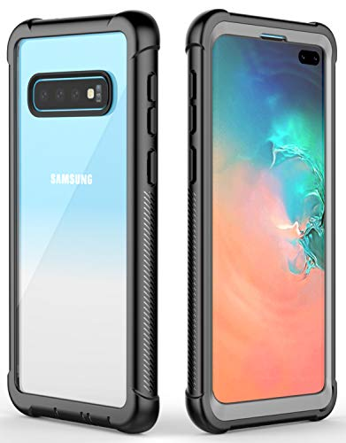 Samsung Galaxy S10 Plus Case, Temdan Tough Armor...