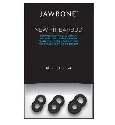Jawbone Ergonomic Earbuds Bombshell Platinum