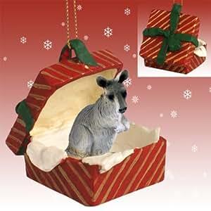 Amazon.com: KANGAROO Grey in Red Gift Box Christmas ...