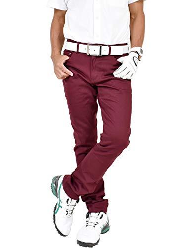 【コモンゴルフ】 COMON GOLF ベーシック ストレッチ ゴルフ パンツ ST-19374