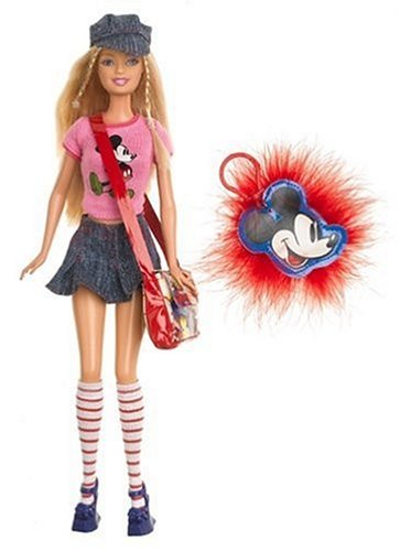 Barbie Loves Mickey Mouse