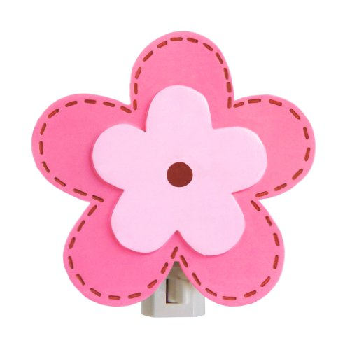 NoJo 7190988 Night Light Flower product image