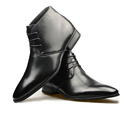 ClassyDude ,  Baby, Jungen Herren Unisex Erwachsene Chelsea Boots Schwarz
