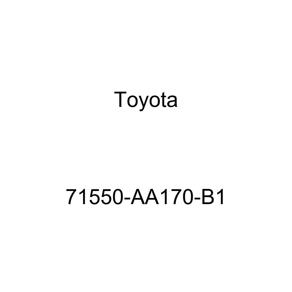 TOYOTA Genuine 71550-AA170-B1 Seat Back Assembly