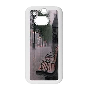 LTTcase Personalised Custom Rainy Day Cover Case for HTC one m8