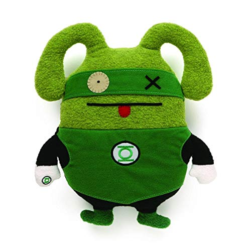 Uglydoll DC Comics - OX as Green Lantern 11 Inch ()