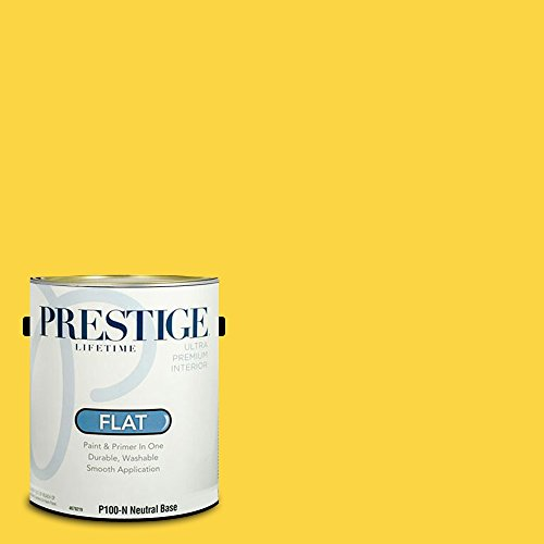 Prestige Paints P100-N-3007-1BVP Interior Paint and Primer in