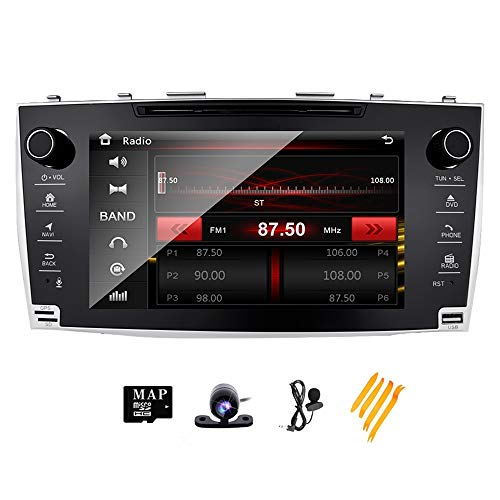 GPS Navigation Car Radio