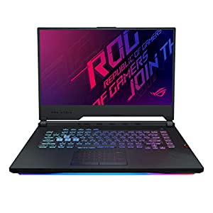 ASUS ROG Strix Hero III G531GU 15.6″ FHD 144Hz Gaming Laptop GTX 1660 Ti 6GB Graphics (Core i7-9750H 9th Gen/16GB RAM/1TB SSHD + 256GB PCIe SSD/Windows 10/Hero Black/2.57 Kg), G531GU-ES133T