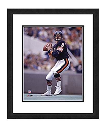 NFL Chicago Bears Jim Mcmahon, Beautifully Framed and Double Matted, 18