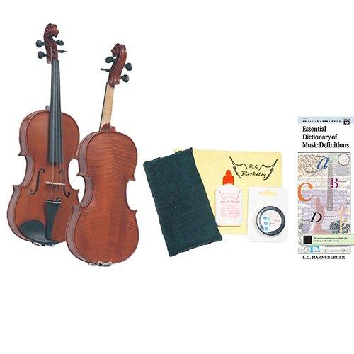 14'' Gigla European Viola 'GEMS 2' Viola Outfit w/Bonus Viola Care Kit Cleaning Kit Deluxe by Gigla Romania