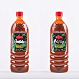 2 x BUFALO SALSA PICANTE - BUFALO HOT SAUCE 1kg Made in Mexico