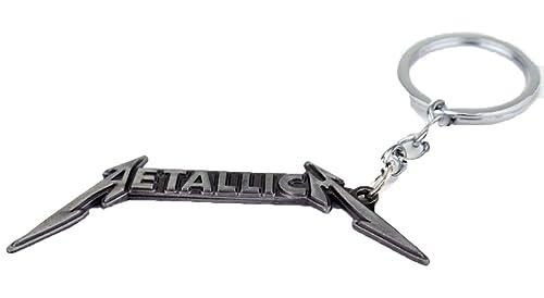 Amazon.com: Llavero metálico de peltre con símbolo largo que ...