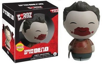 Funko Dorbz: Shaun of the Dead - Ed (Bloody Zombie Chase Variant)