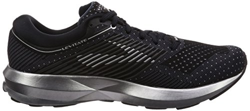 SILVER Running Shoe Men's BLACK Levitate Brooks RwZ61Hxq
