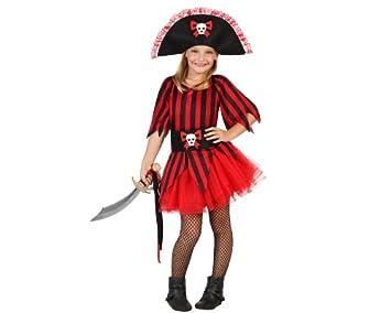 Atosa-23831 Disfraz Pirata, color rojo, 10 A 12 Años (23831 ...