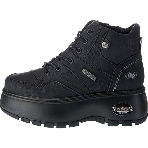 Alto Donna 100 a 43dr202 EU by 36 Dockers Nero Collo Schwarz Sneaker Gerli 0npFxC
