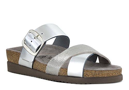 Mephisto Halison Sandals Silver Silver