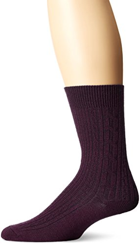 Ibex Outdoor Clothing Norse Crew Sock, Kohlrabi, Large